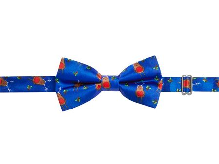Skopes Chrismas Bow Tie & Pocket Square