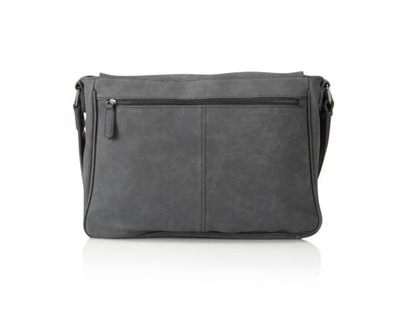 Skopes Skopes Black Messenger Bag