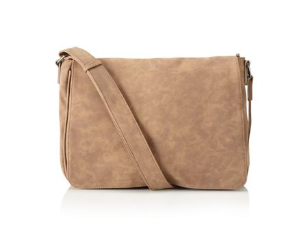 Skopes Skopes Tan Messenger Bag