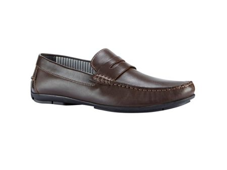 Skopes Leather Moccasin