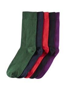 Skopes 5 Pack Socks