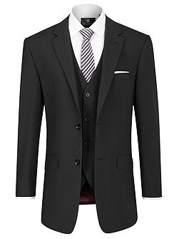 Darwin Tailored Wool Blend Suit Jacket