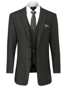 Skopes Darwin Tailored Wool Blend Suit Jacket
