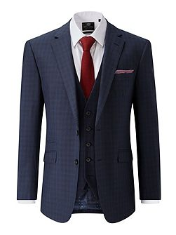 Shields Tailored Wool Blend Jacket
