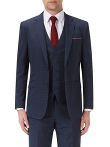 Skopes Shields Tailored Wool Blend Jacket