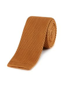 Skopes Knitted Tie & Silk Pocket Square