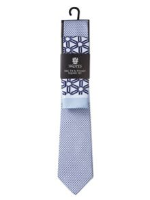 Skopes Fancy Silk Tie & Pocket Square
