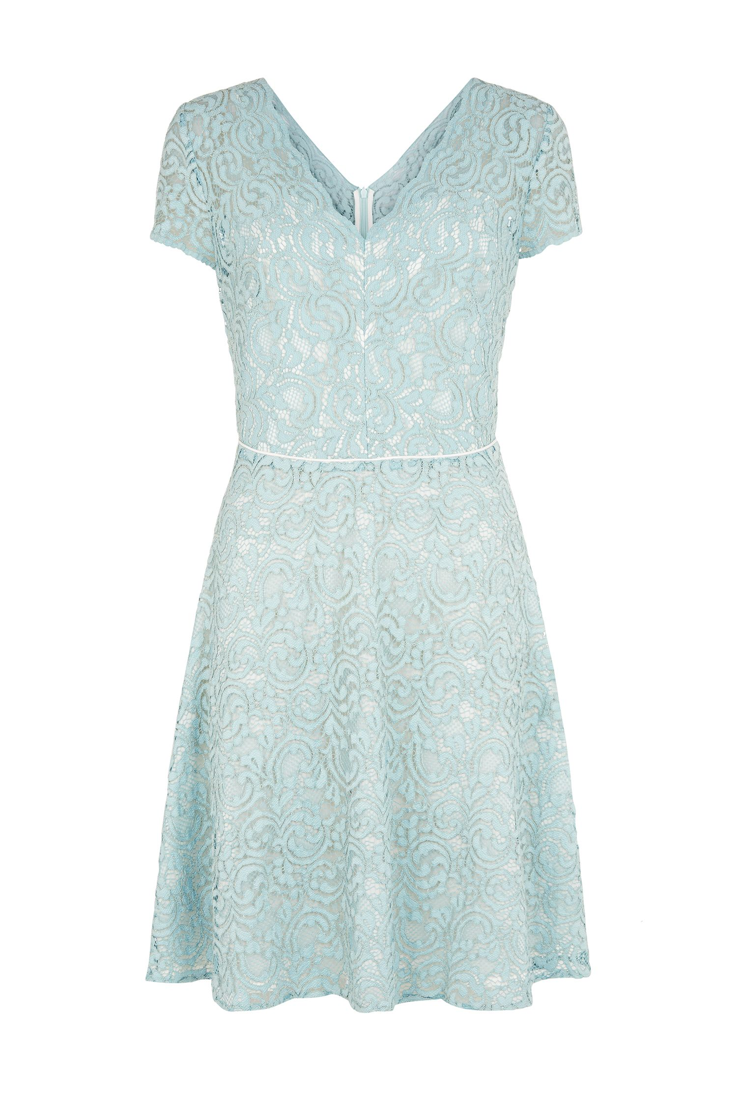 Fenn Wright Manson Gardenia Dress, Green