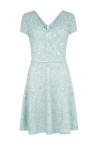 Fenn Wright Manson Gardenia Dress