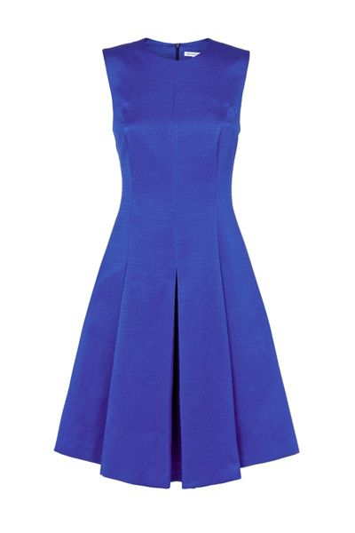 Fenn Wright Manson Delphinium Dress