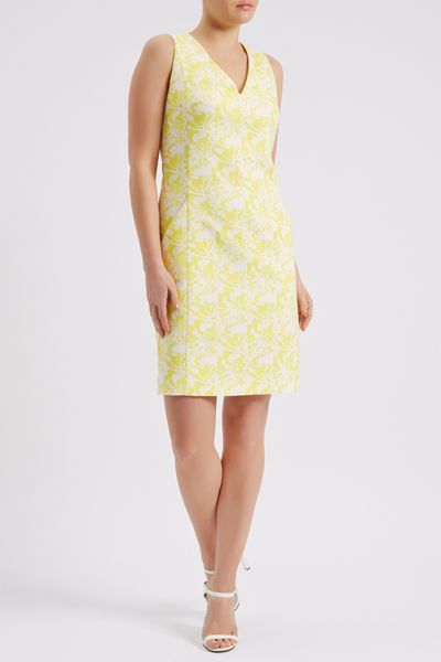 Fenn Wright Manson DAFFODIL DRESS