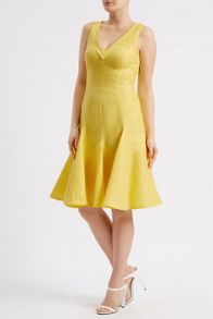 Fenn Wright Manson Flora Dress