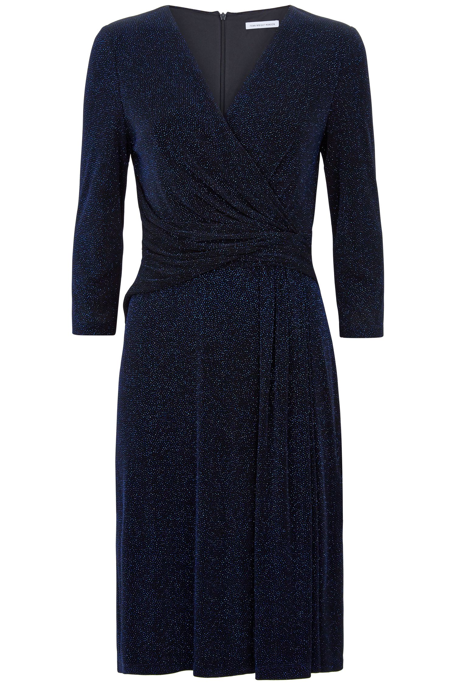 Fenn Wright Manson Zena Dress, Blue