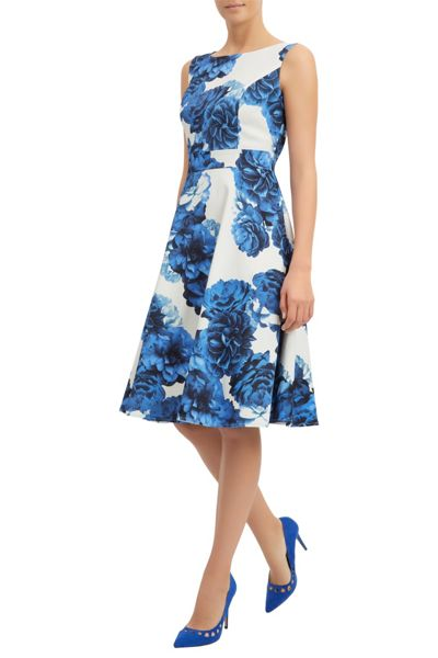 Fenn Wright Manson Kandinsky Dress