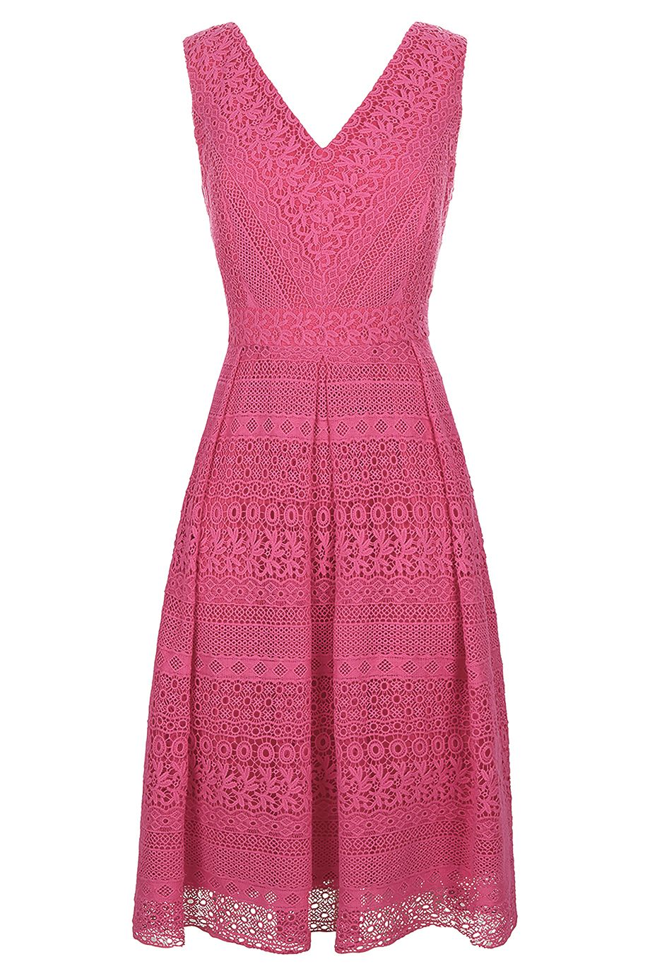 Fenn Wright Manson Sanzio Dress, Pink
