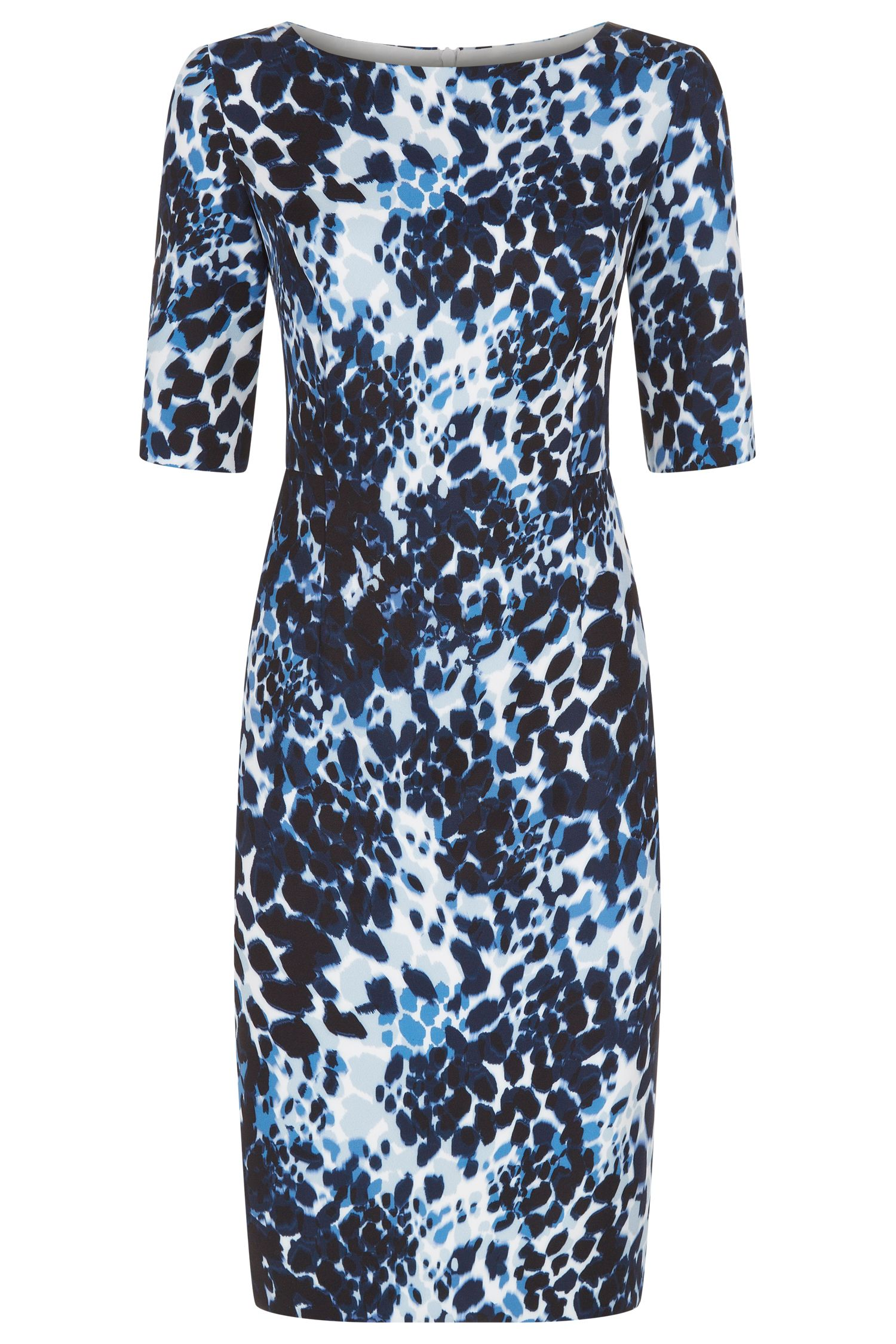 Fenn Wright Manson Athena Dress, Blue Multi