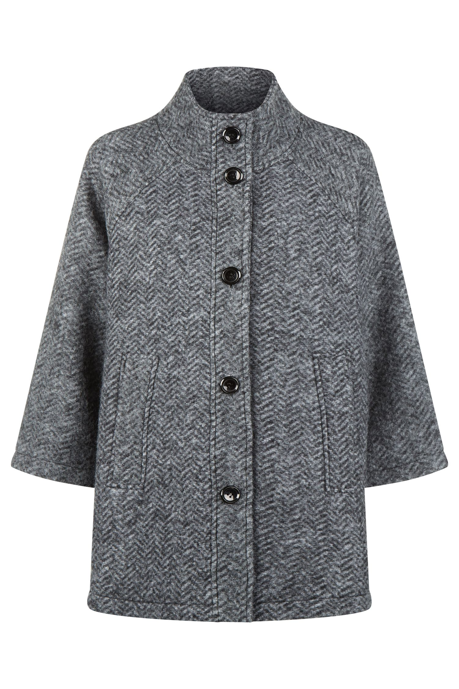 Fenn Wright Manson Satellite Coat, Grey
