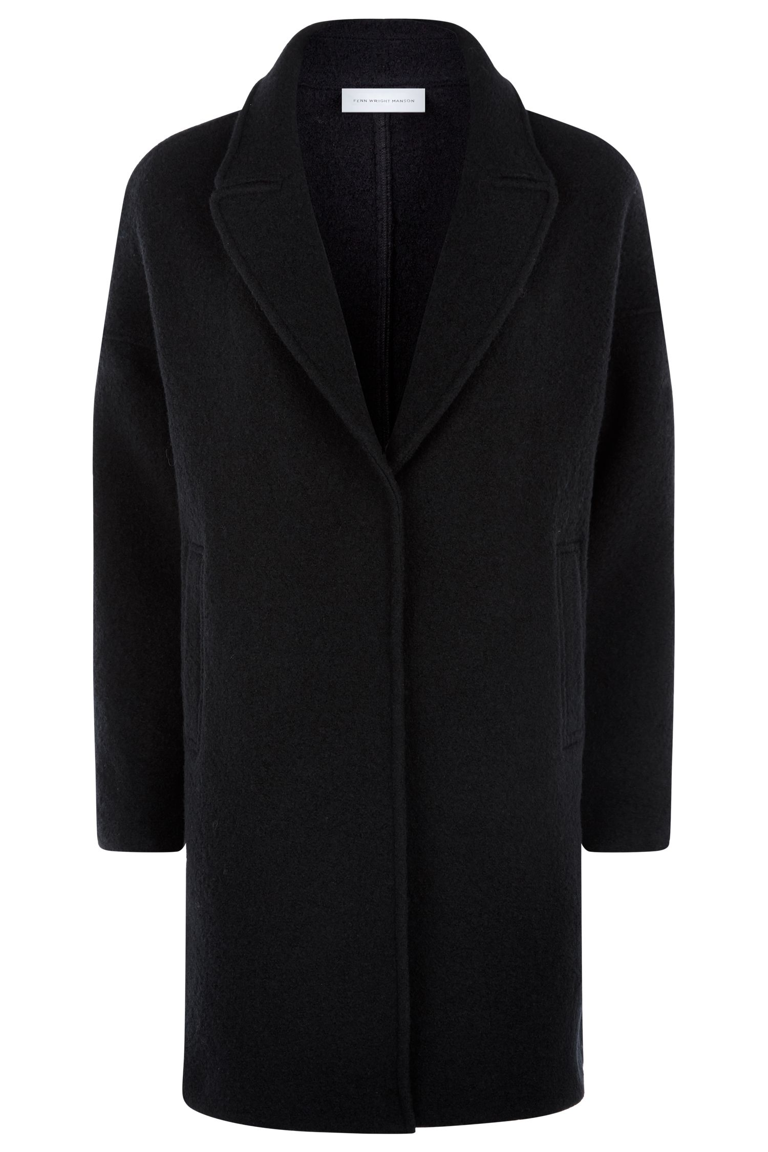 Fenn Wright Manson Helios Coat, Black