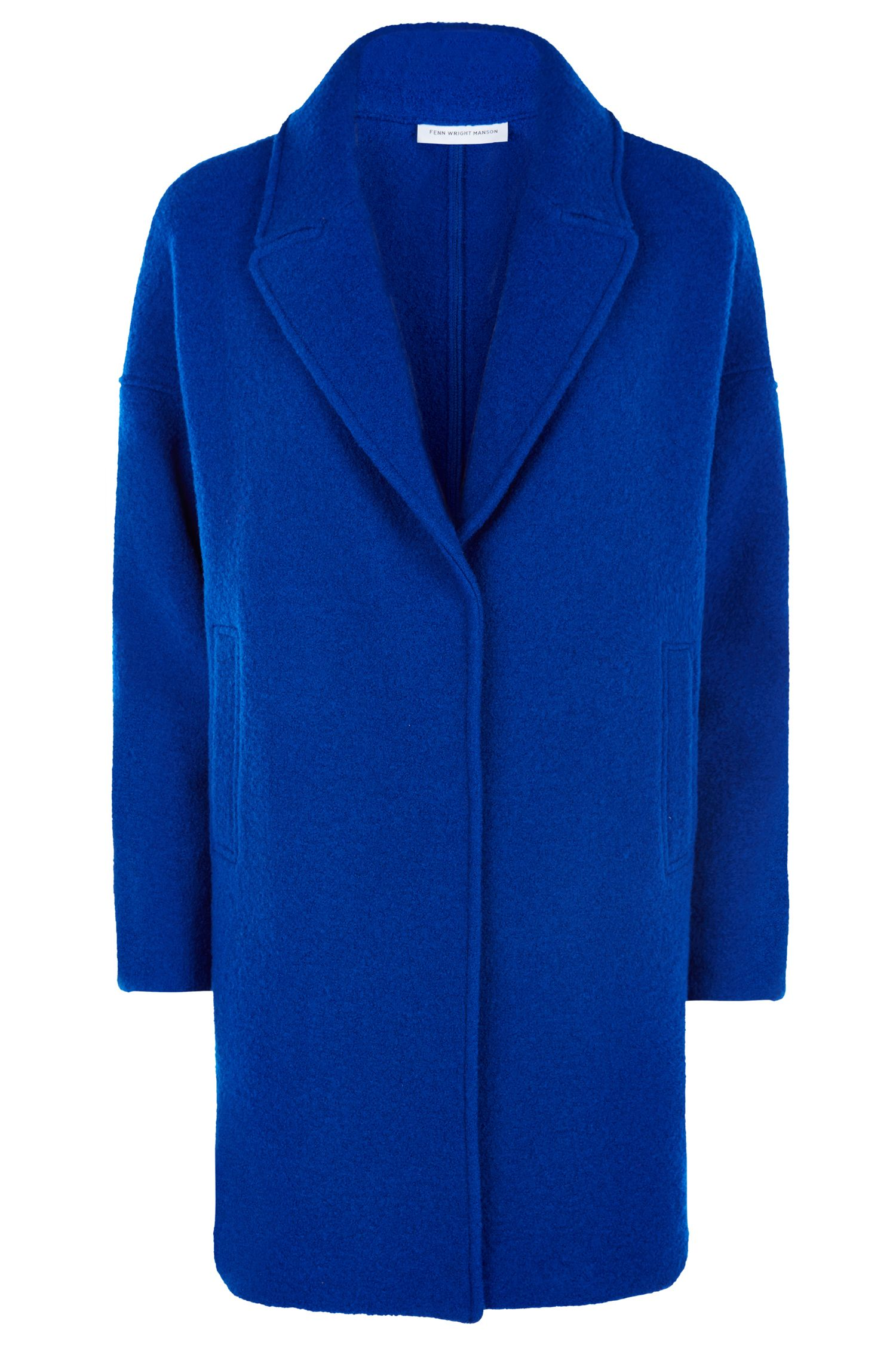 Fenn Wright Manson Helios Coat, Blue
