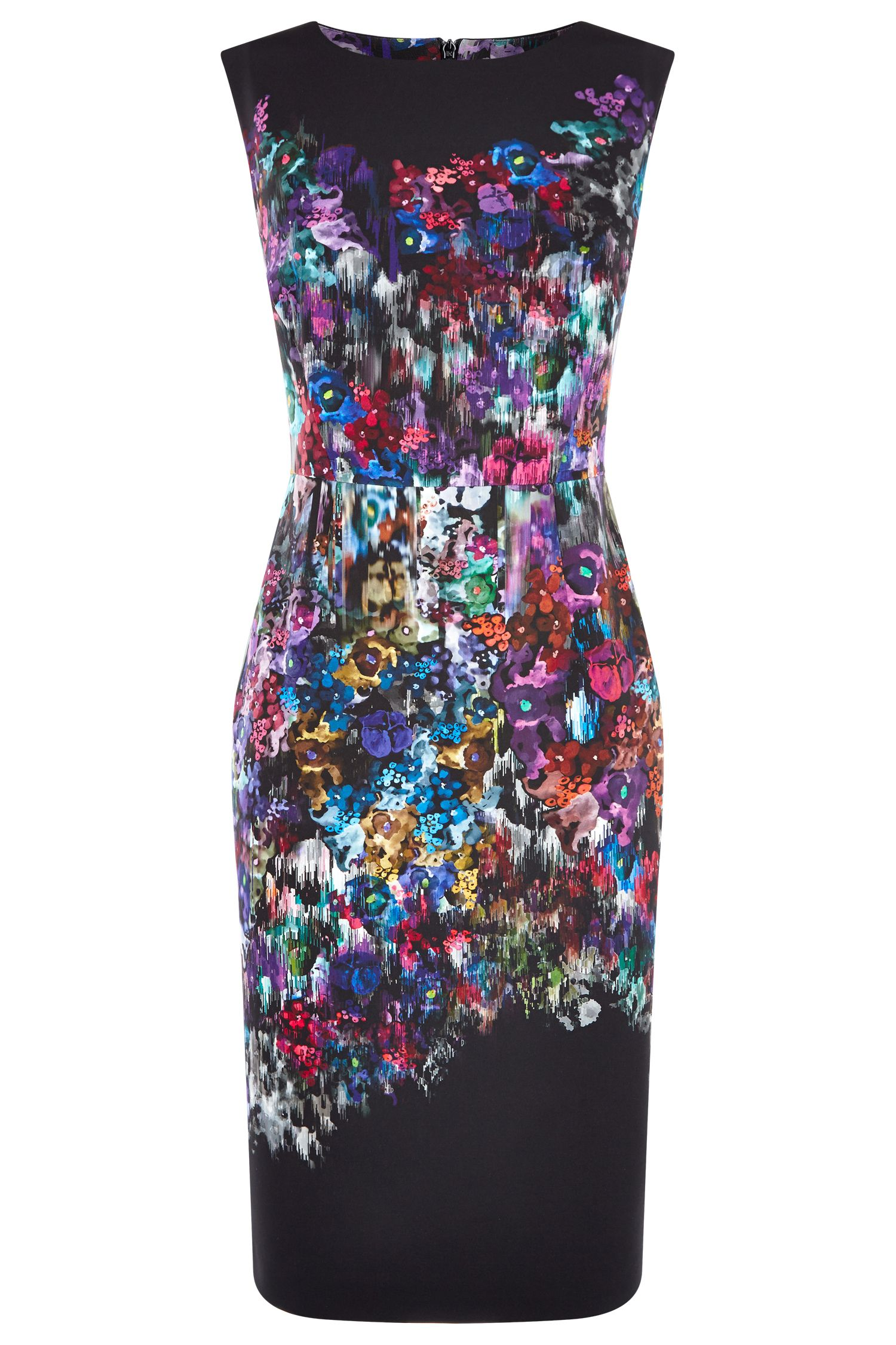Fenn Wright Manson Northern Lights Dress, Multi-Coloured