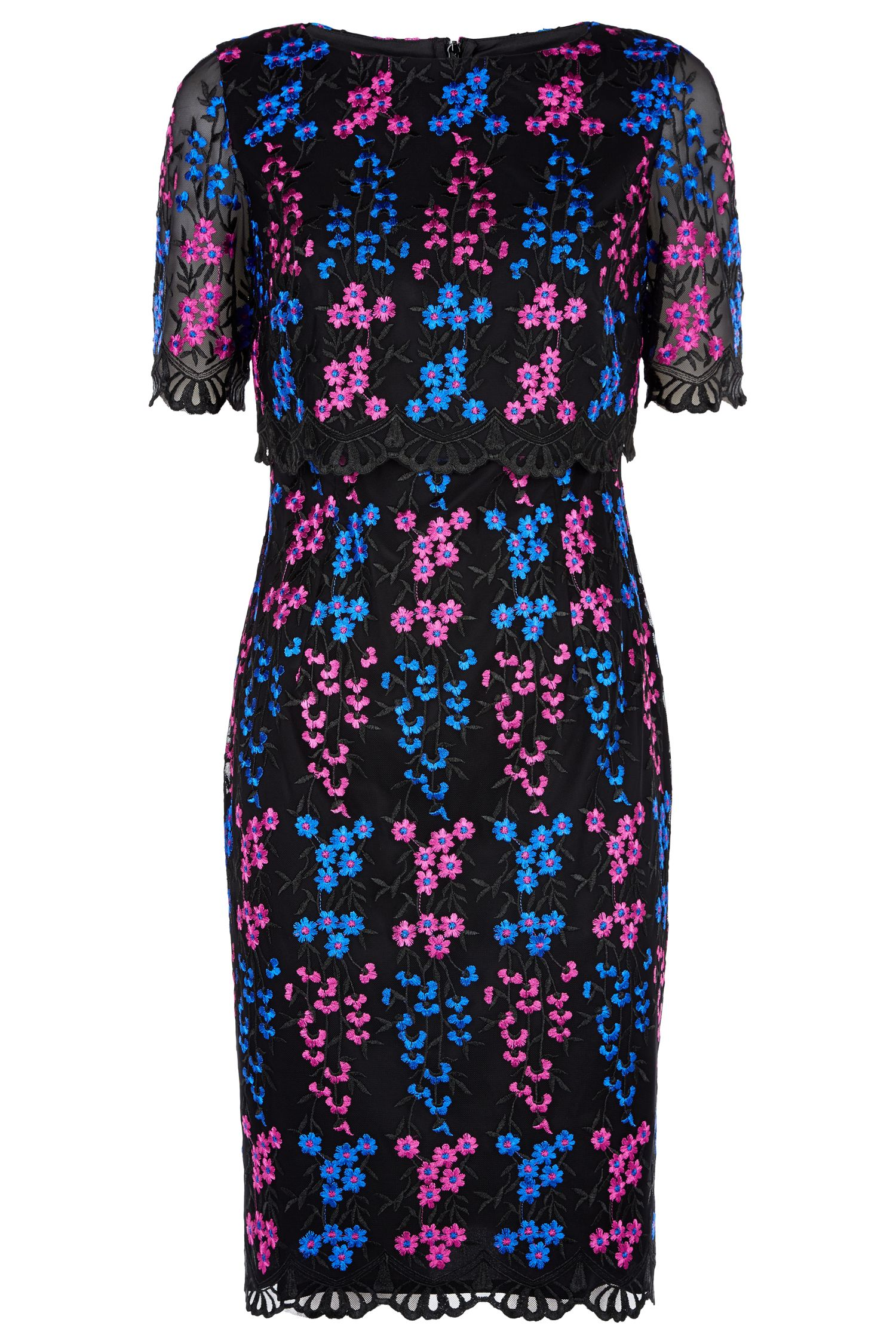 Fenn Wright Manson Miranda Dress, Multi-Coloured