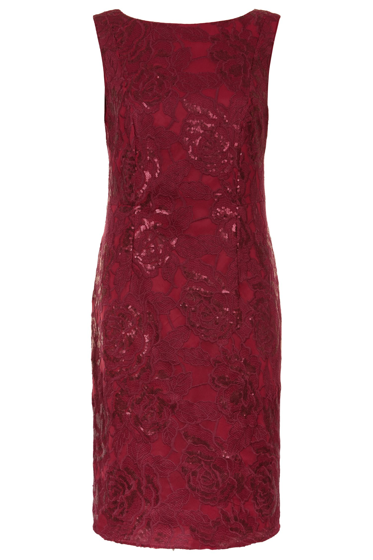 Fenn Wright Manson Volcano Dress, Red