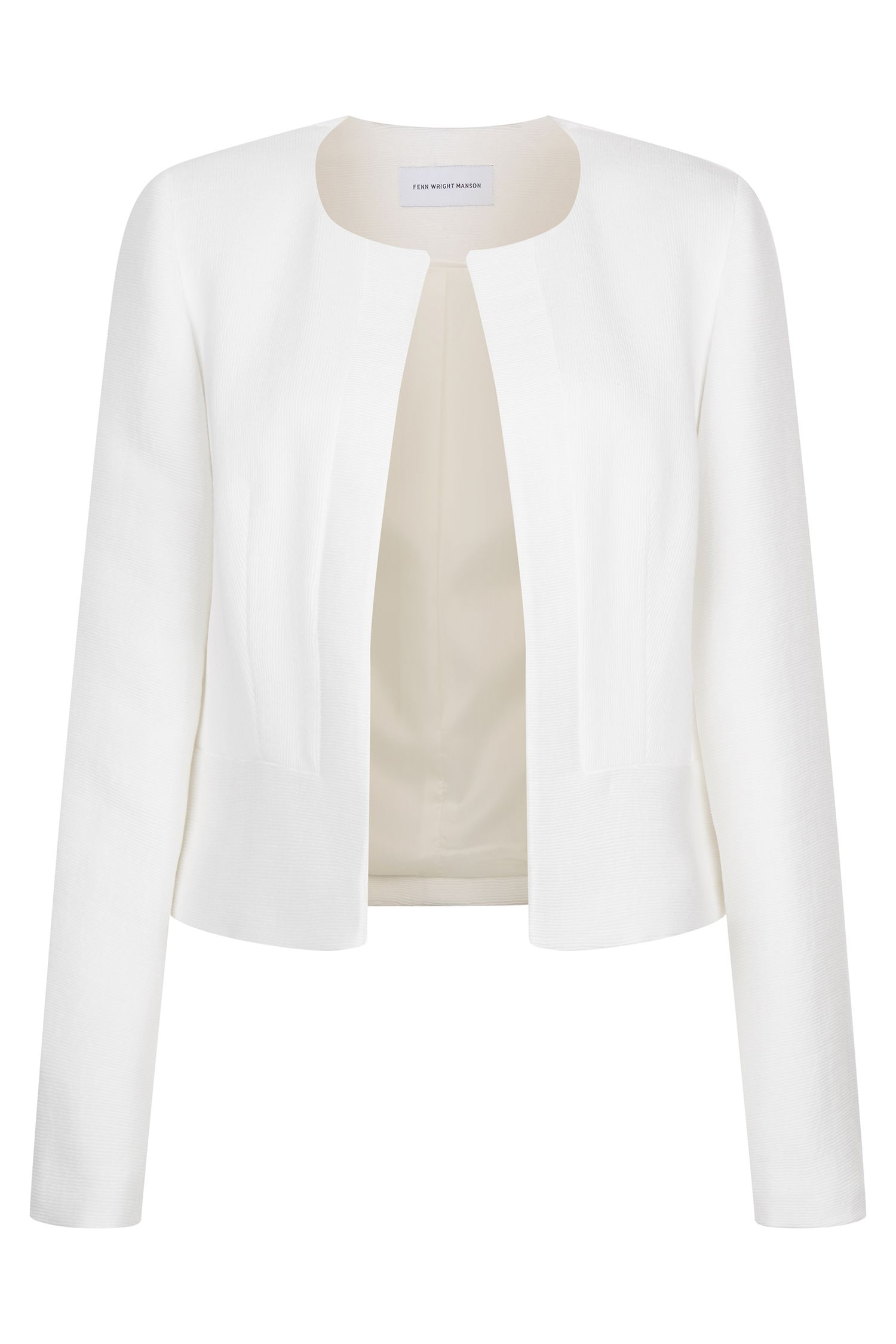 Fenn Wright Manson Valencia Jacket, White