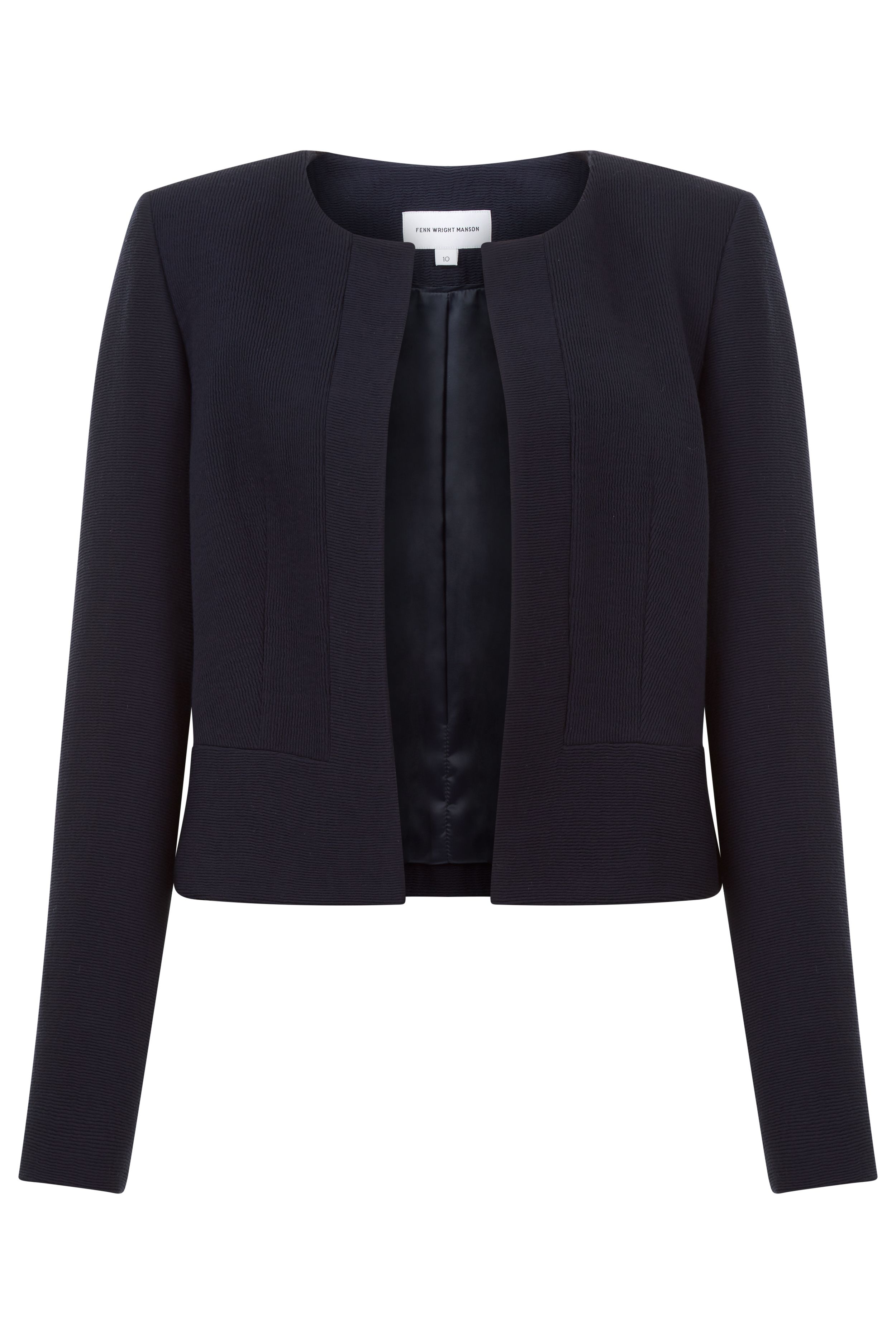Fenn Wright Manson Valencia Jacket, Blue