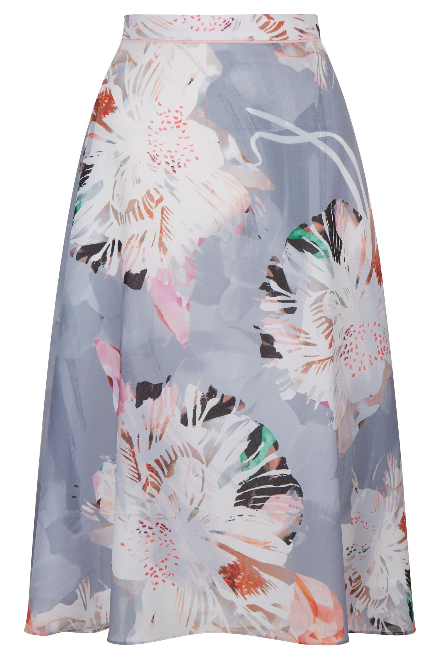 Fenn Wright Manson Madeira Skirt, Multi-Coloured