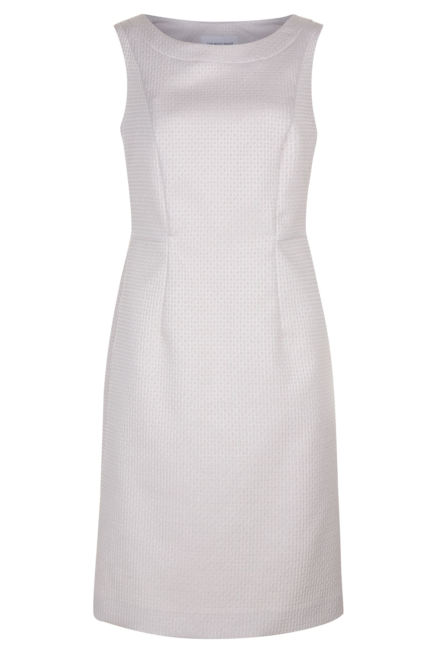 Fenn Wright Manson Parma Dress, Neutral