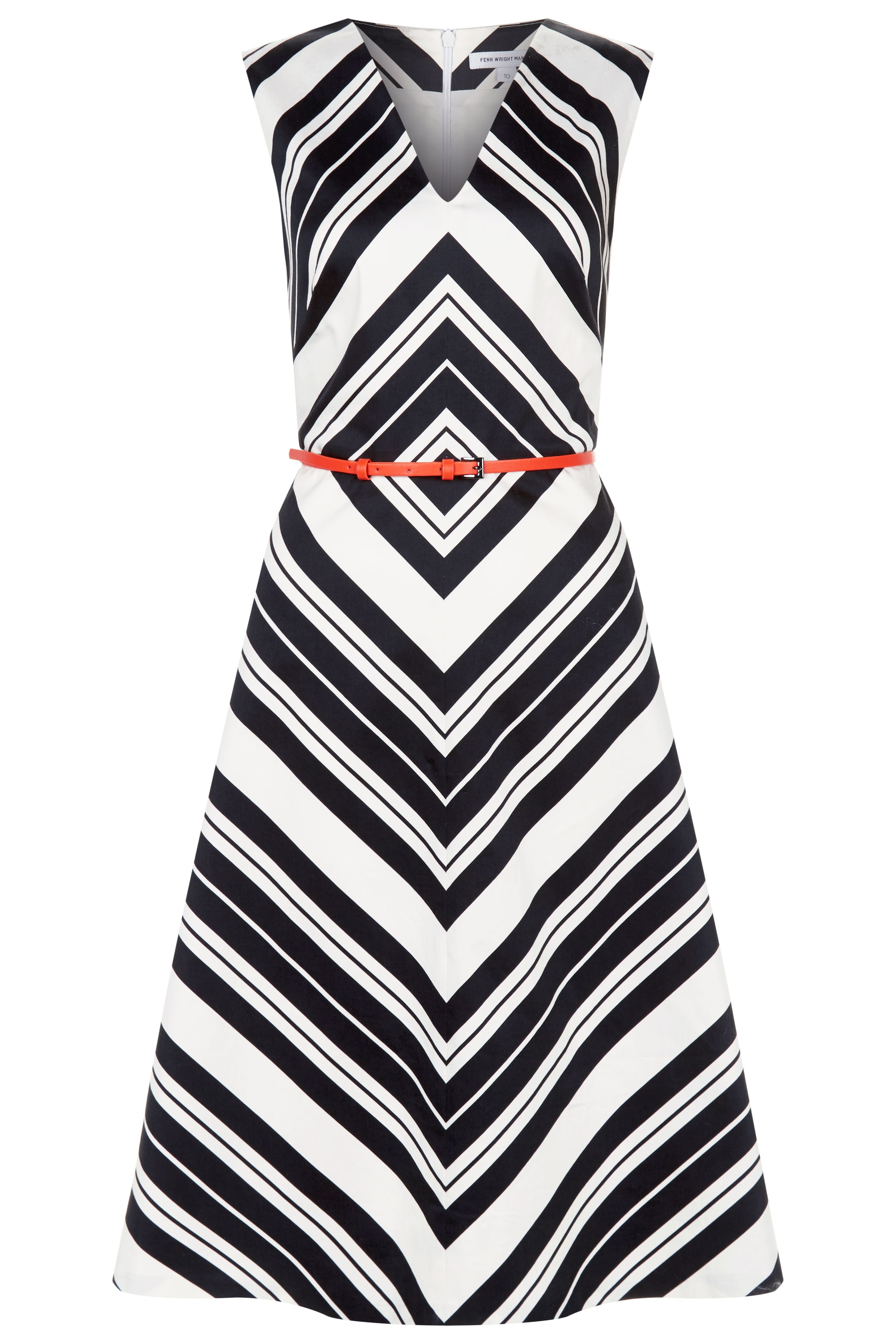 Fenn Wright Manson Copenhagen Dress, Multi-Coloured