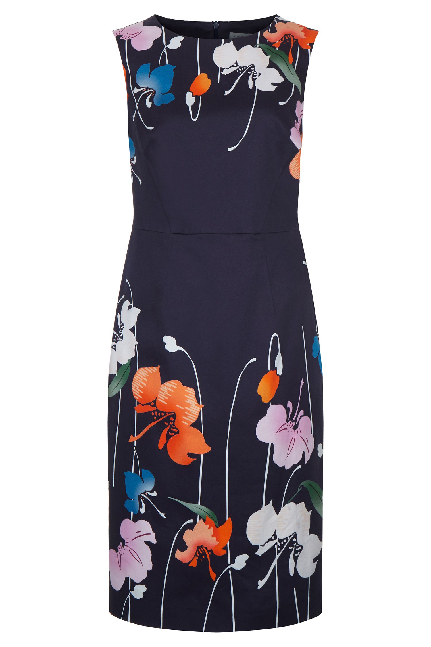 Fenn Wright Manson Sicily Dress, Multi-Coloured