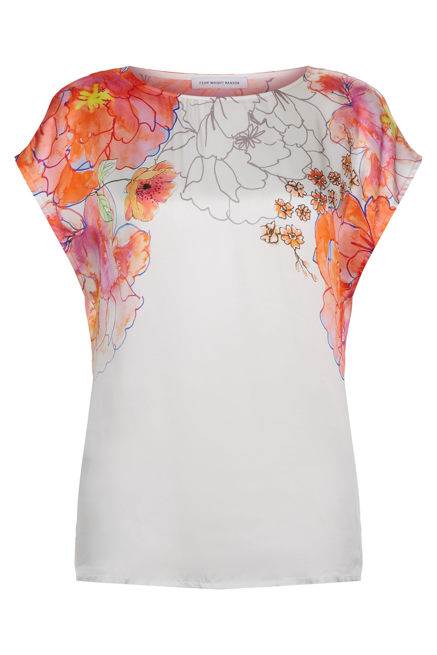Fenn Wright Manson Cyprus Top, Multi-Coloured
