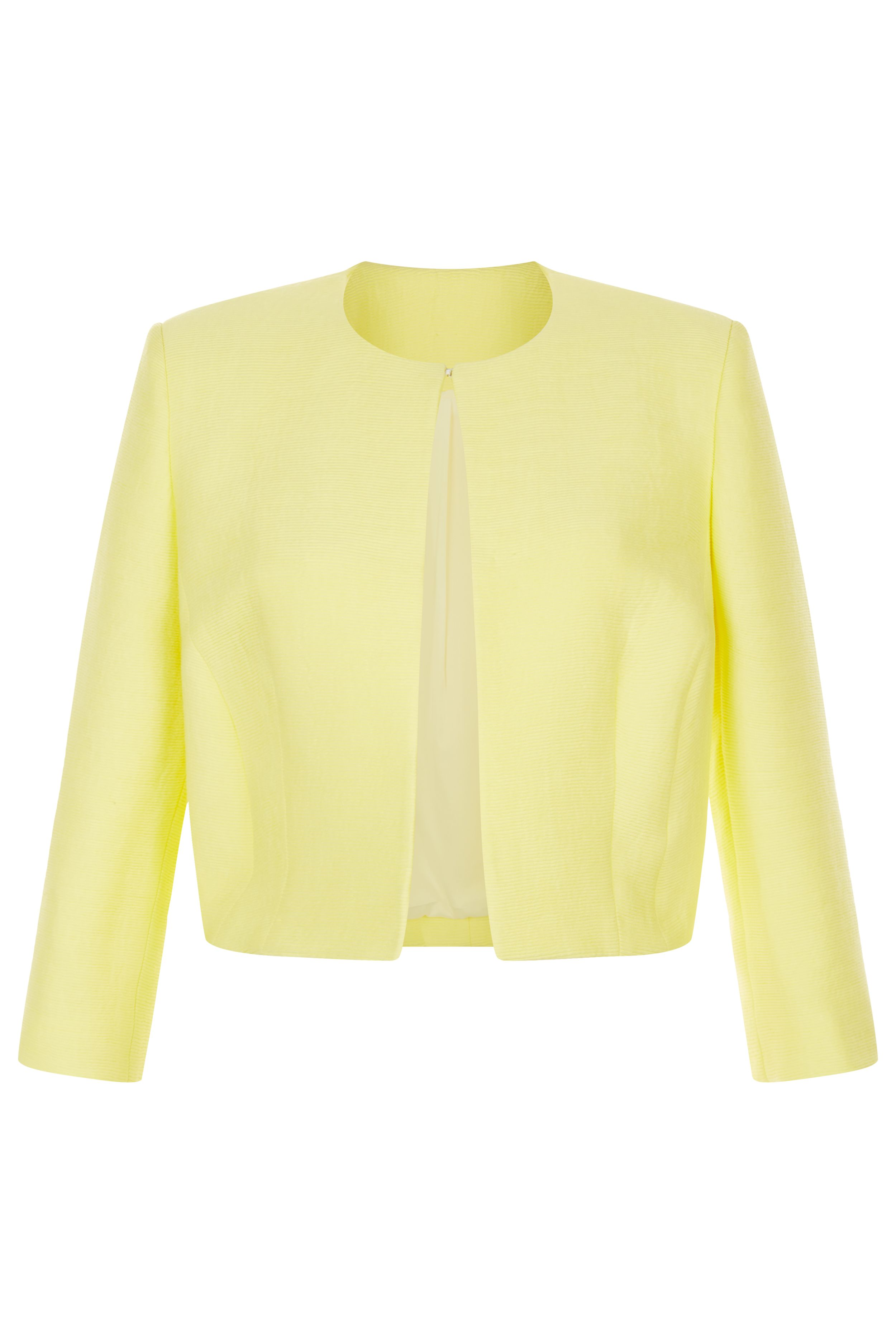 Fenn Wright Manson Granada Jacket, Lemon
