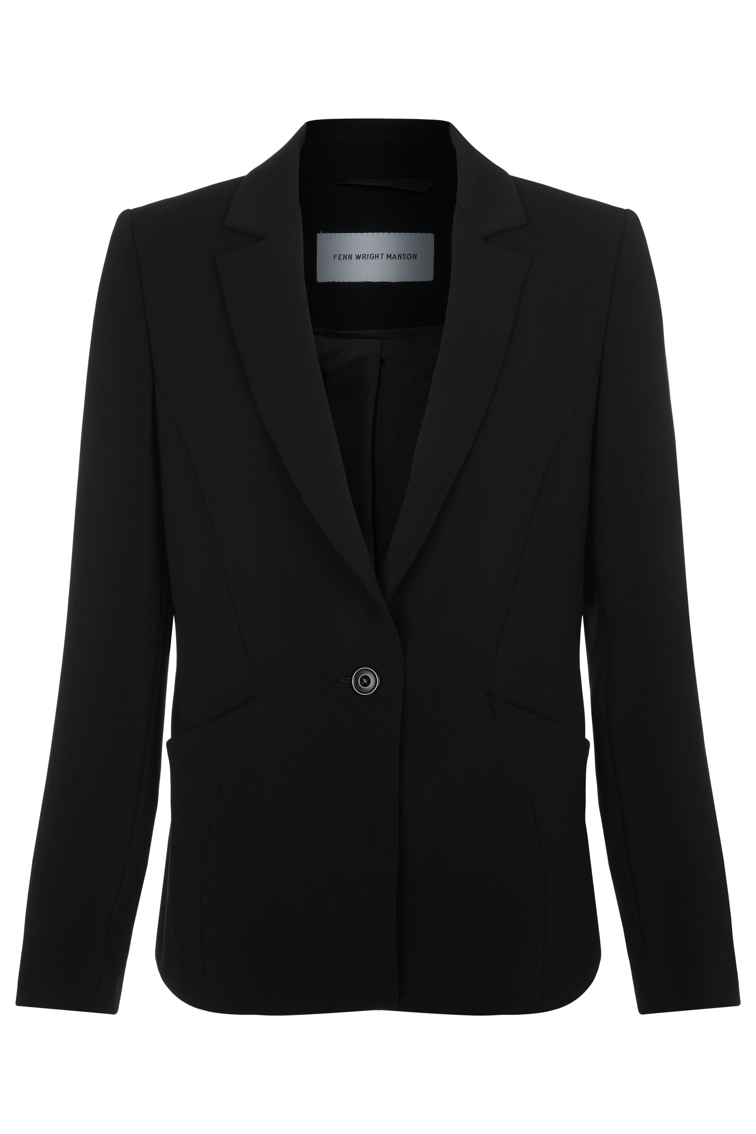 Fenn Wright Manson Harper Jacket, Black