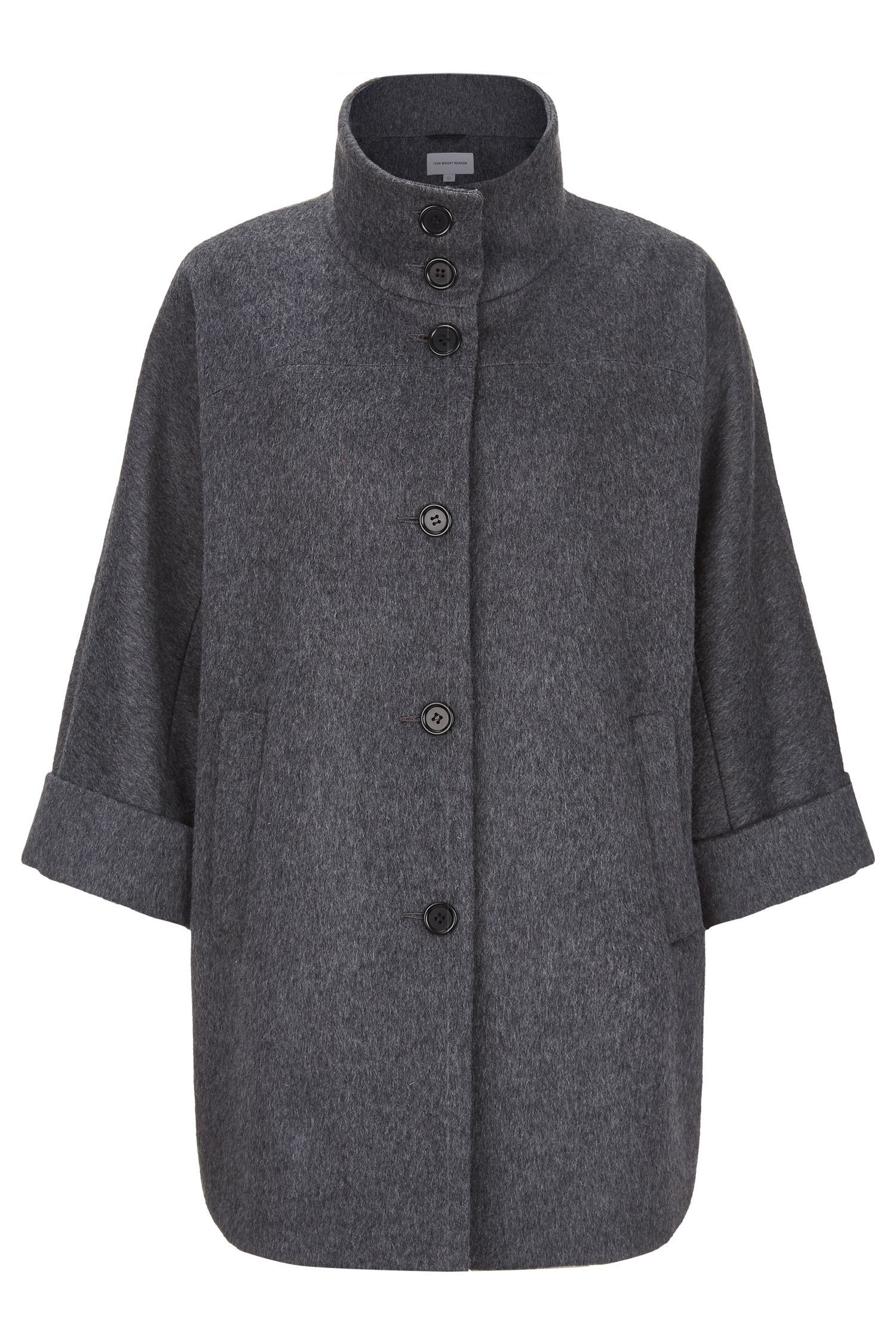 Fenn Wright Manson Sofia Coat, Grey