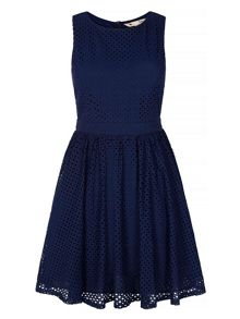Yumi Lace Skater Dress