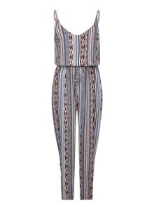 Mela Loves London Aztec Print Jumpsuit