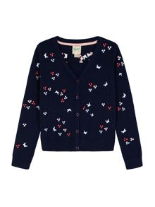 Uttam Butterfly Knit Cardigan