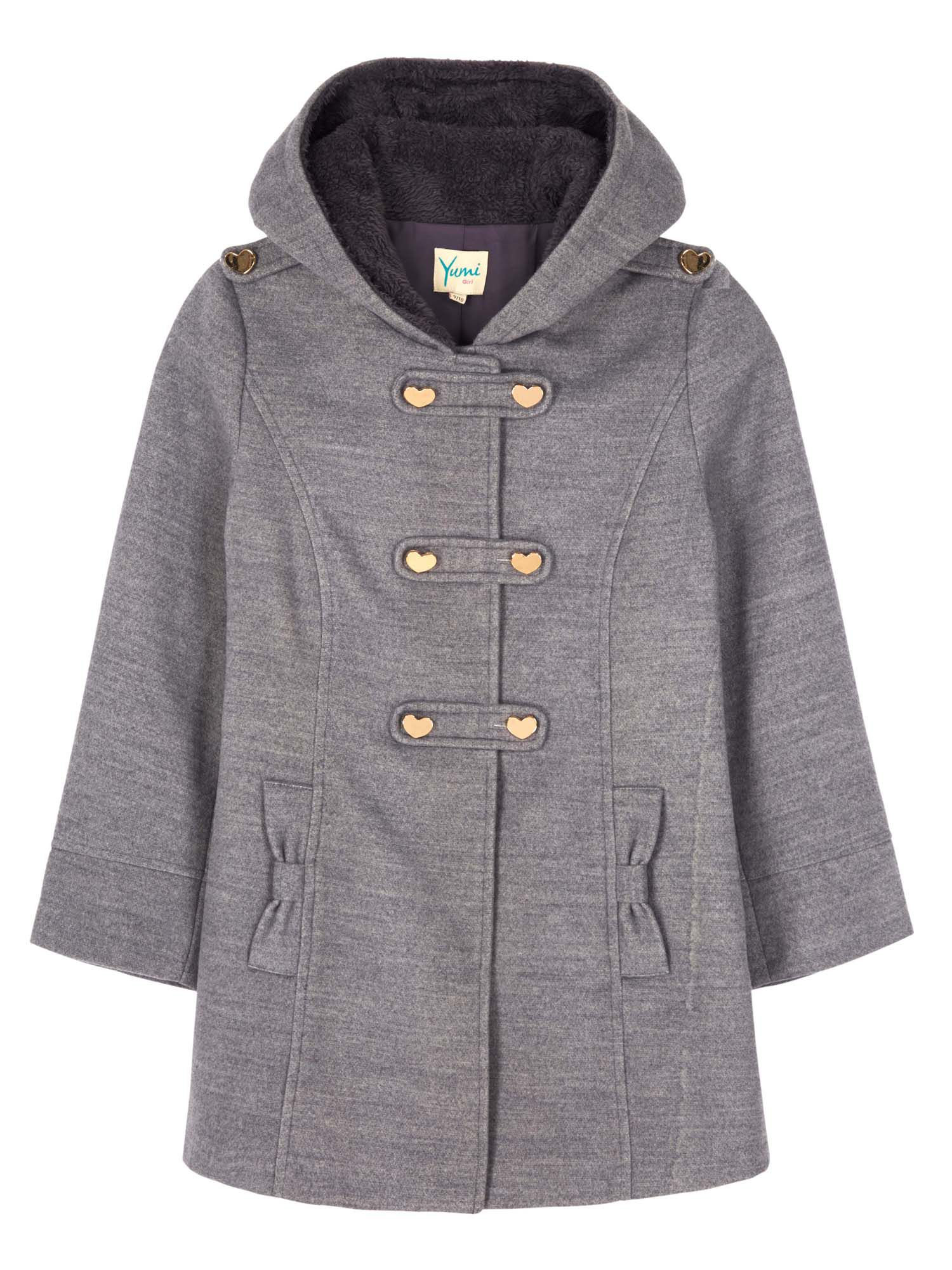 Duffle Coat » Girls Duffle Coats