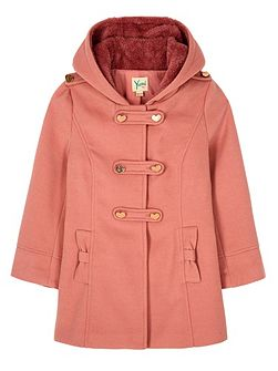 Heart Duffle Coat
