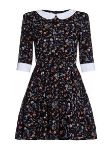 Yumi Floral Day Dress