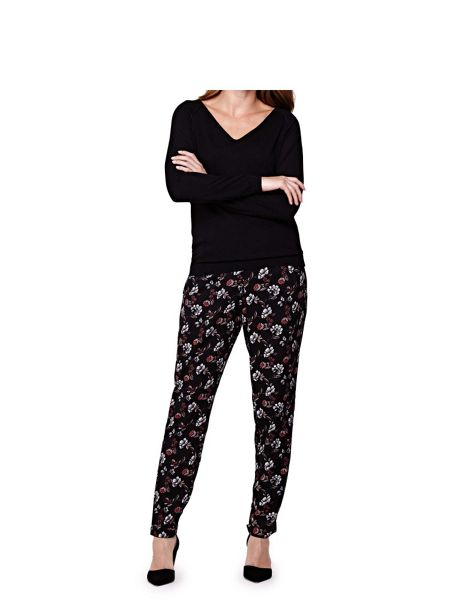 Yumi Floral Trousers