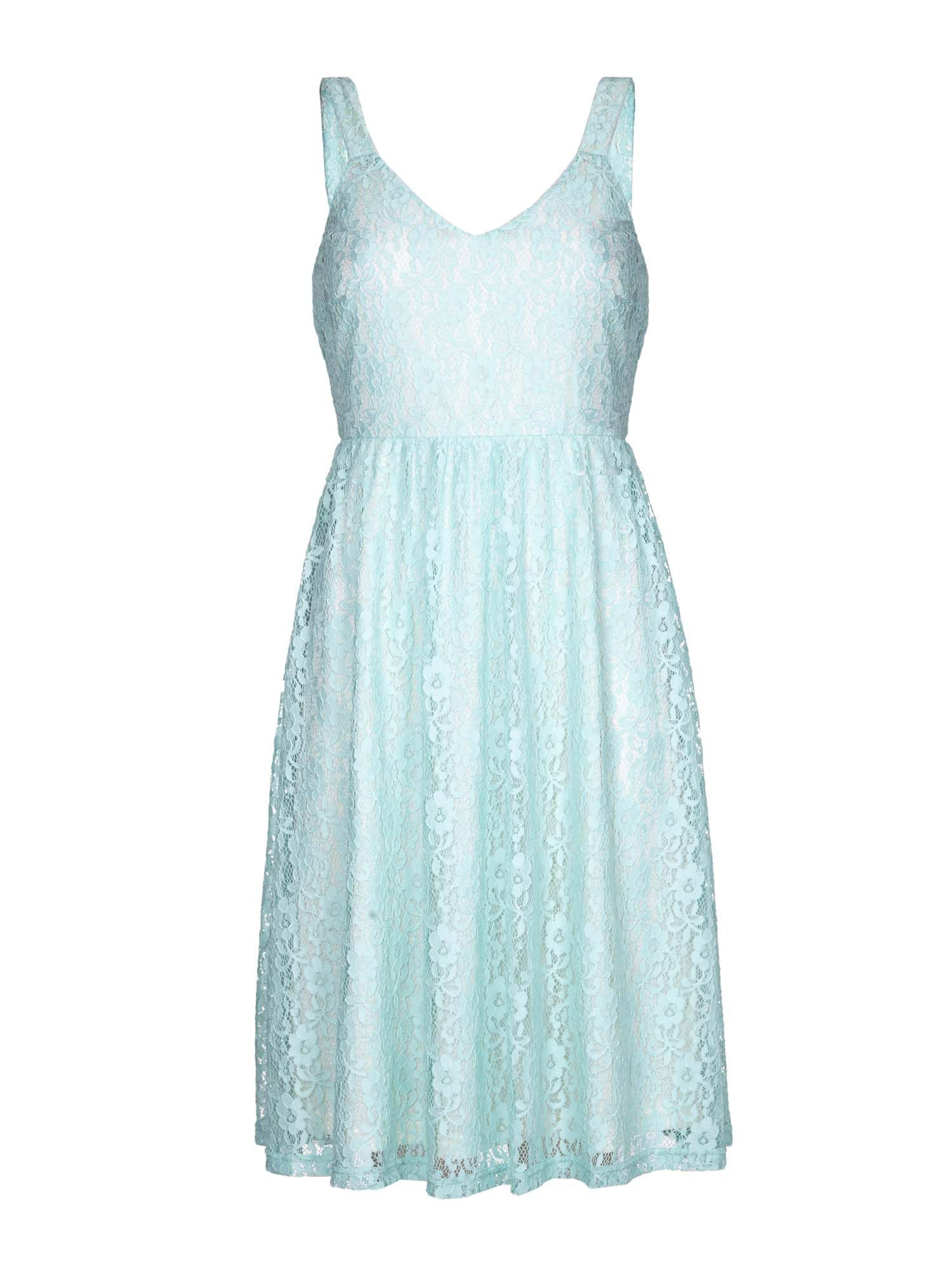 Yumi Strappy Lace Occasion Dress, Green