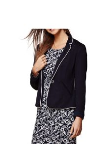 Yumi Nautical Stripe Blazer