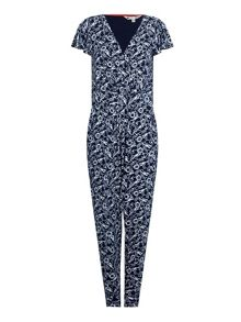 Yumi Nautical Lobster Jumpsuit