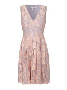 Yumi Vintage Lace Dress