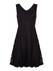 Mela London Lace Occasion Dress