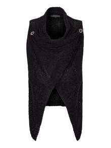 Mela London Two Button Gilet