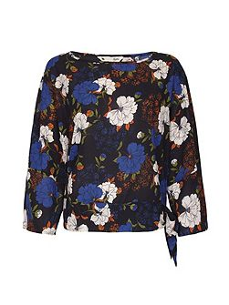 Wild Flower Shell Top